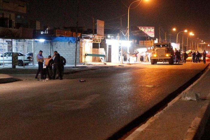 Иракская полиция задержала мальчика-смертника (5 фото + видео)