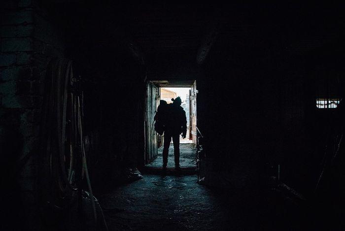 Роман Елизаренков - настоящий ковбой из российской глубинки (18 фото)