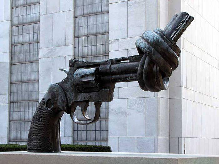 Креативные скульптуры со всего мира (40 фото)