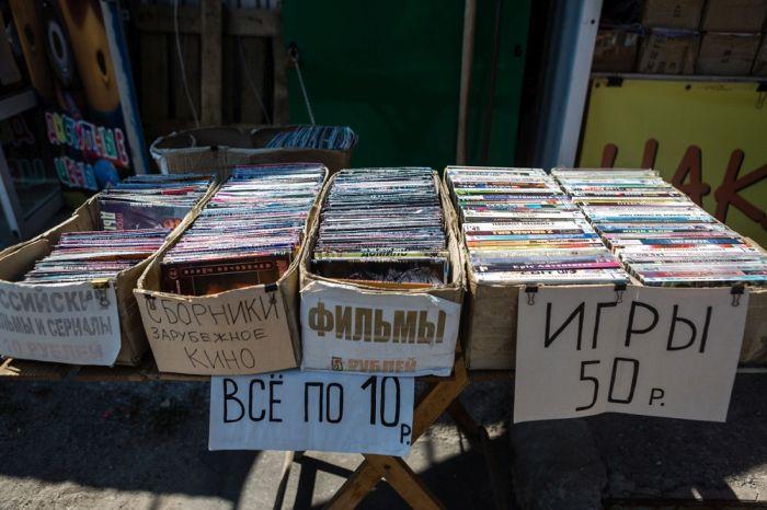 Как живет Донецк (100 фото + текст)