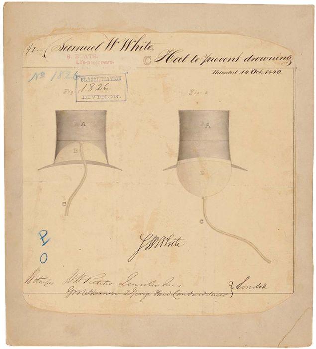 Странные изобретения XIX - начале XX века (17 фото)