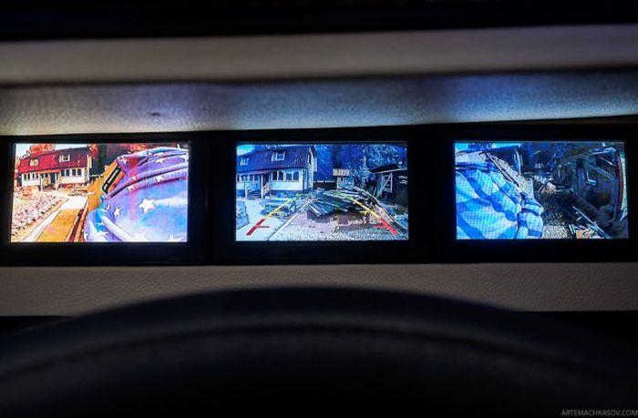 Броневик БРДМ-2, получивший вторую жизнь (20 фото)