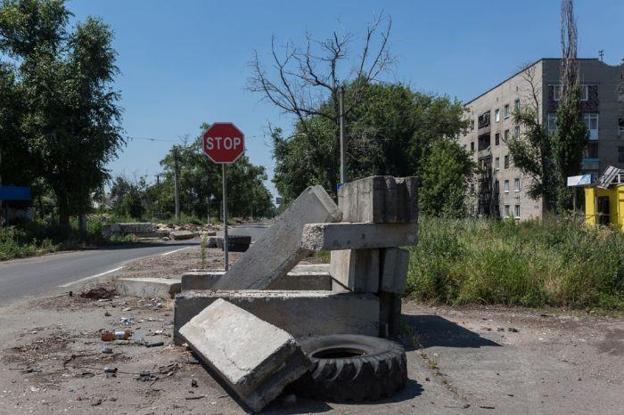 Другая сторона Донецка (30 фото)