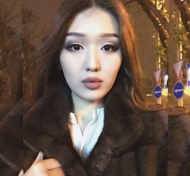 Красивые казашки на фото из соцсетей (37 фото)