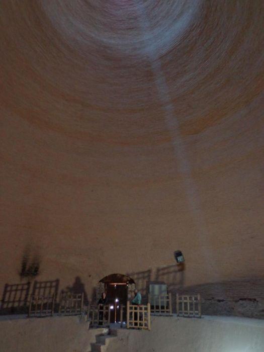 Древние дома-ледники Ирана (17 фото)