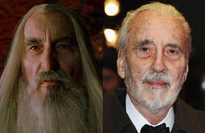 Актеры «Властелина колец» 15 лет спустя (15 фото)