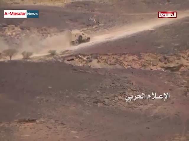 Саудовская армия лишилась бронетехники, выходя из-под обстрела