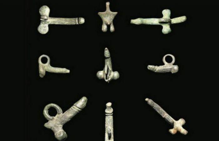 Неприятные факты о жизни в Древнем Риме (9 фото)