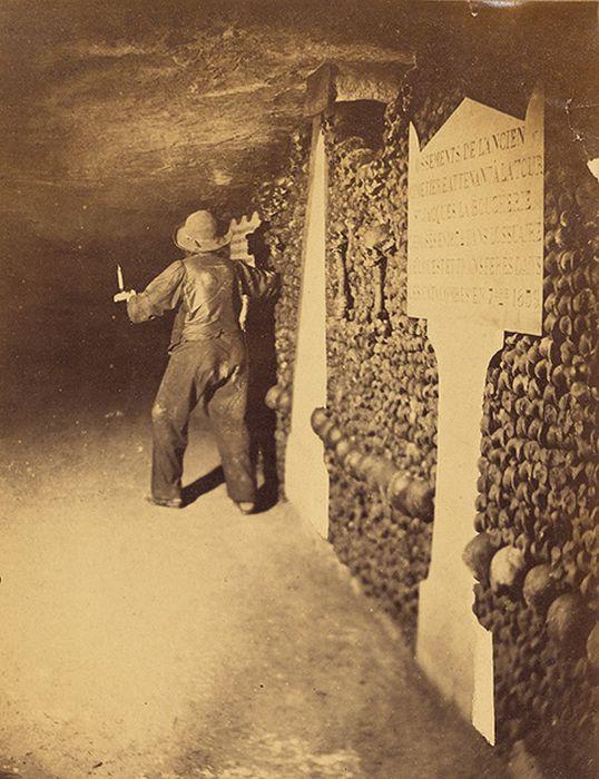 Тайны подземных лабиринтов Парижа (14 фото)
