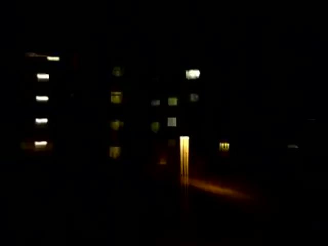 Что будет если ночью кричать из окно в Швеции
