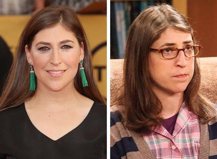 Как меняли свой образ актрисы для исполнения заветных ролей (15 фото)