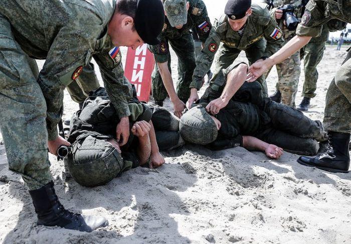 Лучшие кадры с Армейских международных игр-2016 (36 фото)