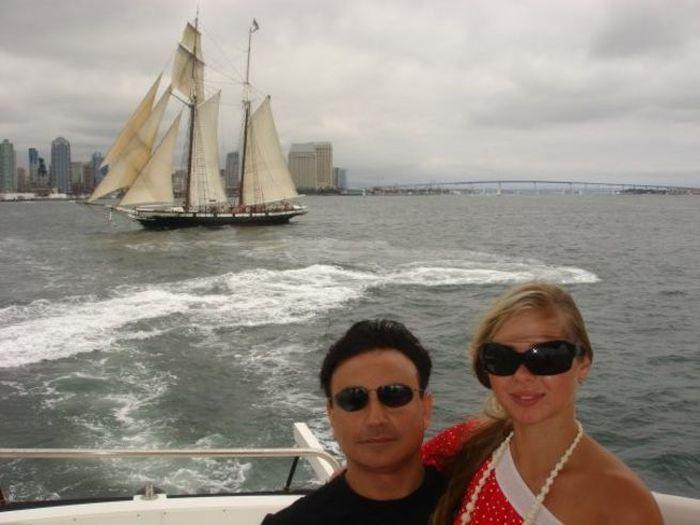 Жительница Воронежа получила в наследство от своего американского любовника миллион долларов (2 фото + видео)