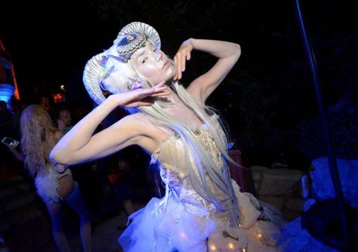 Ежегодная вечеринка Midsummer Night's Dream в особняке Playboy (29 фото)