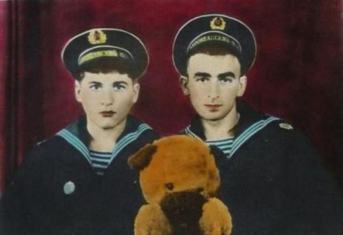 Самые дорогие работы советских и российских фотографов, проданных на лондонском аукционе (18 фото)