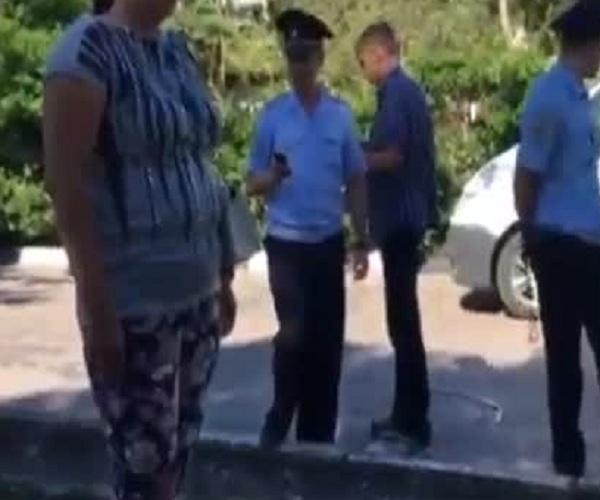 В Ялте пенсионер попытался совершить самосожжение