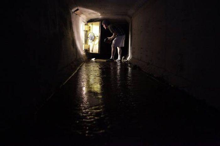 Подземные тоннели мексиканских контрабандистов (30 фото)