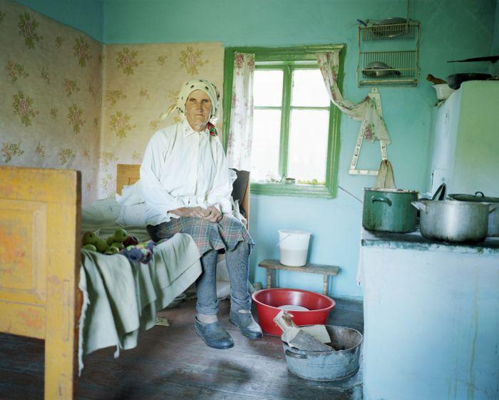 Жизнь и быт украинских бойков (26 фото)
