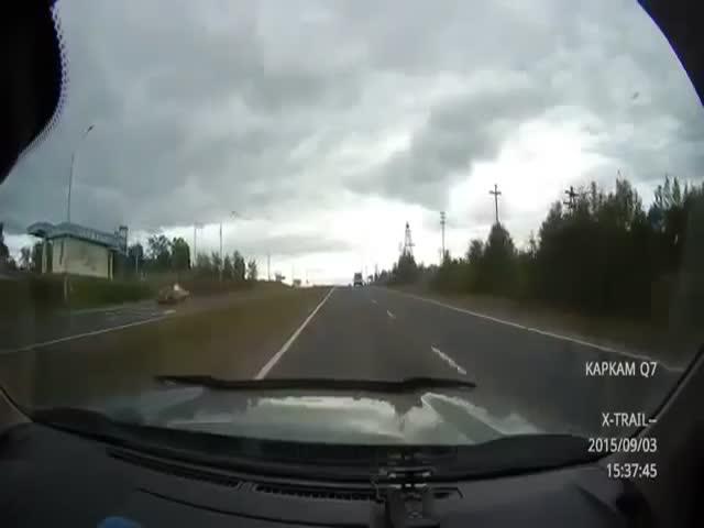 Водитель скорой проучил автомобилиста