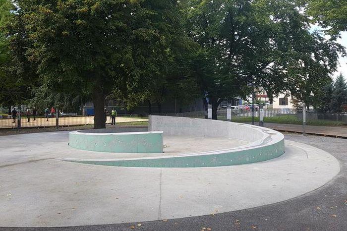 В Словении появился первый в Европе «пивной фонтан» (6 фото)