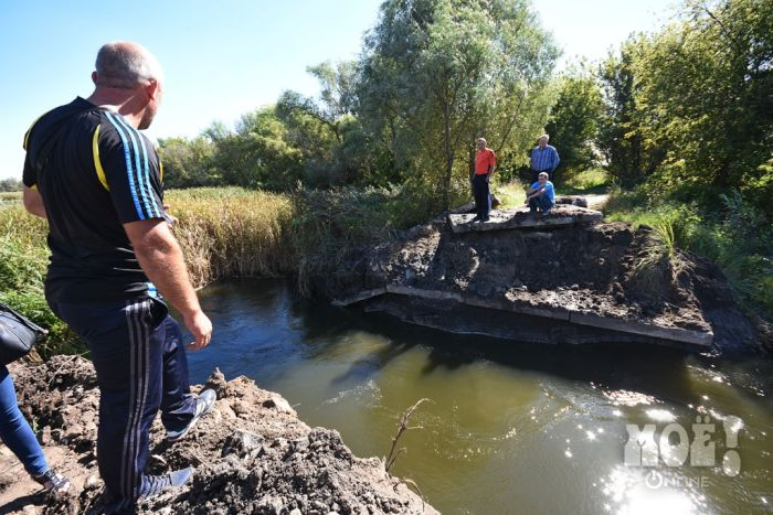В Воронеже осуществлена попытка незаконного осушения озера (10 фото + видео)