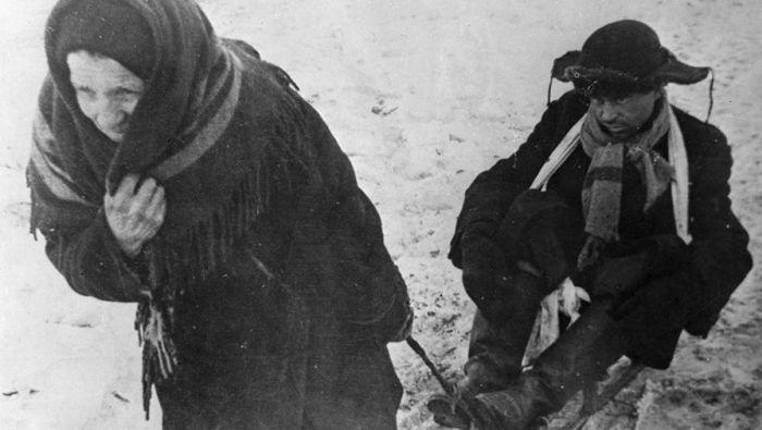 75 лет с начала блокады Ленинграда (5 фото)