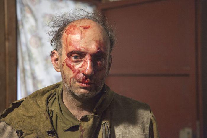 В Краснодарском крае избиты активисты Greenpeace (4 фото)