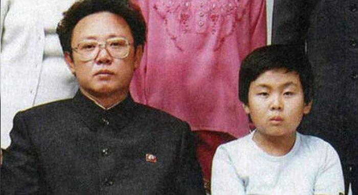 Дети самых жестоких в мире правителей (20 фото)