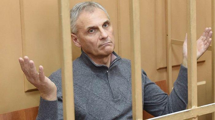 Бывшая жена арестованного губернатора Сахалина Александра Хорошавина жалуется на жизнь (2 фото + текст)