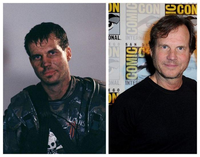 Как изменились актеры фильма «Чужие» за минувшие 30 лет (20 фото)