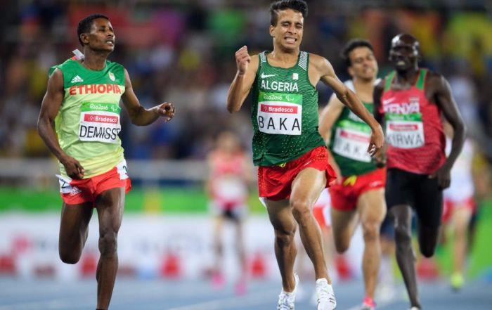 На Паралимпиаде в Рио четверо бегунов оказались быстрее олимпийского чемпиона в беге на 1500 метров (3 фото)