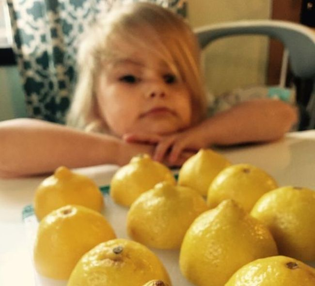 Отец преподал практический урок видения бизнеса своей дочери (6 фото)