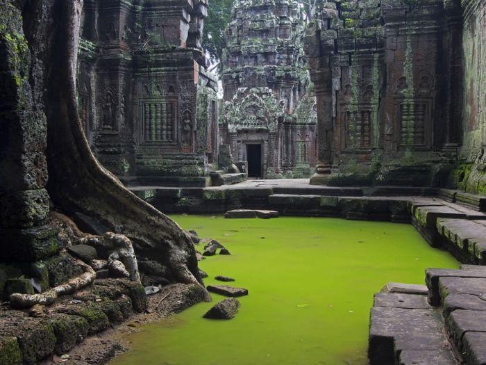 Великолепные места, в которых должен побывать каждый любитель путешествий (48 фото)