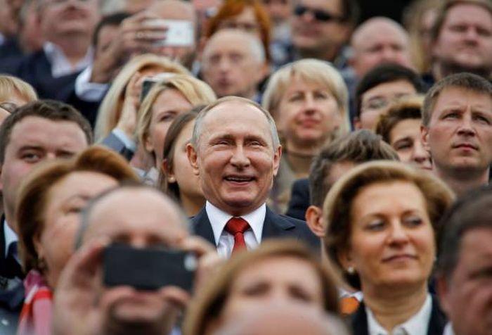 """Ходорковский о Путине: """"Самое тяжелое для него, когда над ним смеются, когда его не замечают"""" - Цензор.НЕТ 4007"""