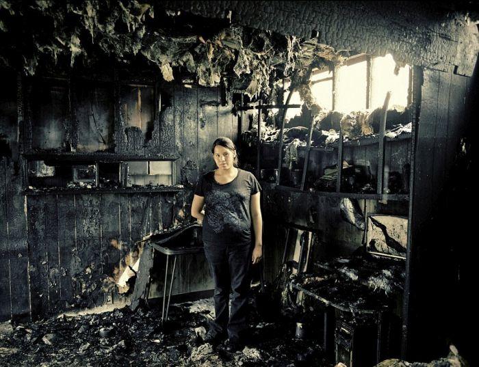 Датский фотограф рассказал о непростой жизни американских бедняков (15 фото)