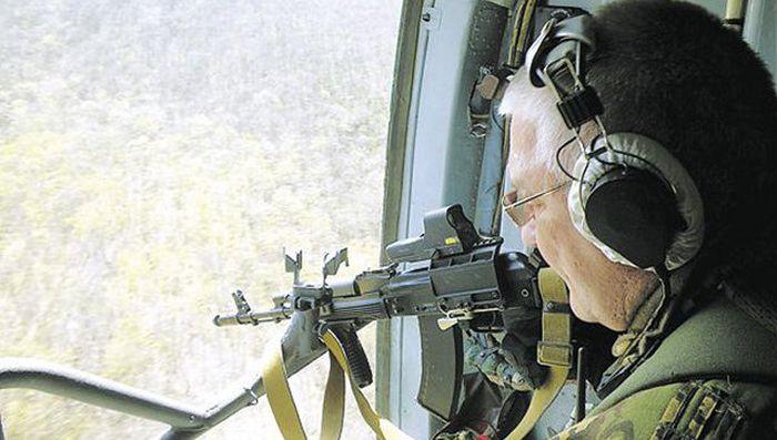 В Чечне во время мотопробега погиб бывший командир группы «Альфа» Юрий Торшин (4 фото + видео)