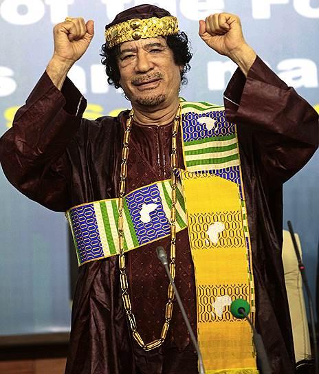 Самые запоминающиеся высказывания Муаммара Каддафи (20 фото)