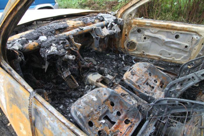 Костромская пара поджигала дома и машины, чтобы делать селфи на фоне пожара (11 фото)