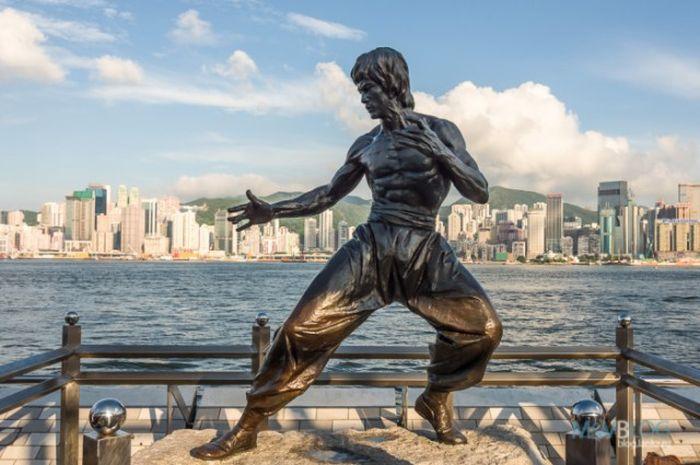 Интересные и малоизвестные факты о Брюсе Ли (18 фото + 2 видео)