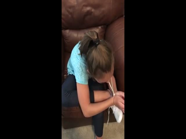 Как быстро освободить связанные руки
