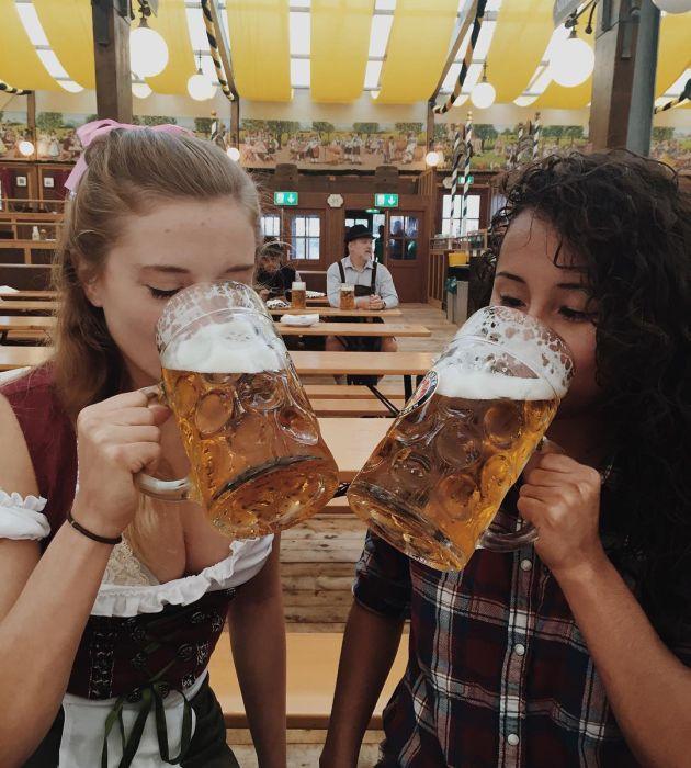 В Германии отмечают Октоберфест 2016 (19 фото)