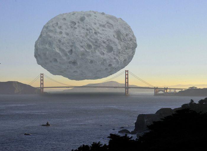 Истинные размеры колоссальных объектов (10 фото)