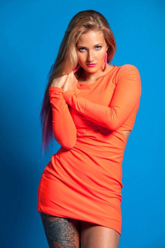 Прекрасная Анастасия Янькова (33 фото)