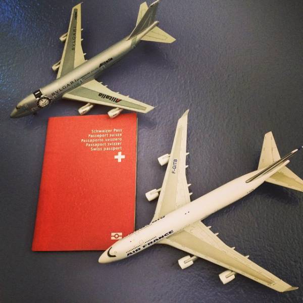 Наилучшие паспорта для любителей безвизовых путешествий (13 фото)