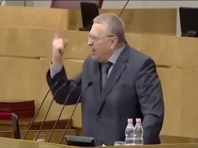 Владимир Жириновский раскритиковал «Единую Россию»