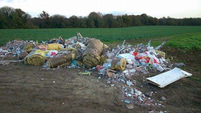 Мэр города проучил граждан, загрязнявших окружающую среду (3 фото + видео)