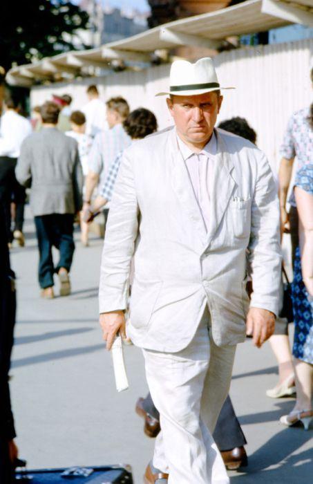 Фото граждан СССР, 1957 - 1964 (55 фото)