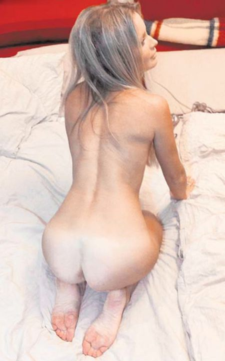 Интимные фото Даны Борисовой попали в сеть (6 фото)