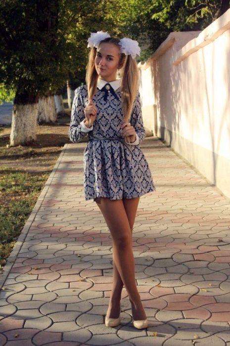 Русские красавицы из соцсетей (53 фото)