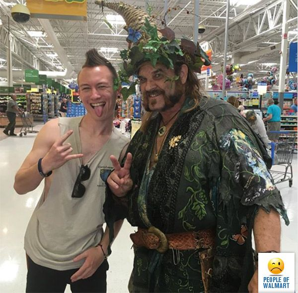 Смешные люди из супермаркетов. Часть 30 (40 фото)